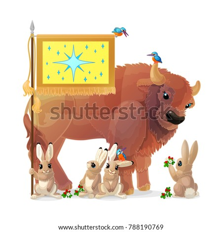 vector animals illustration