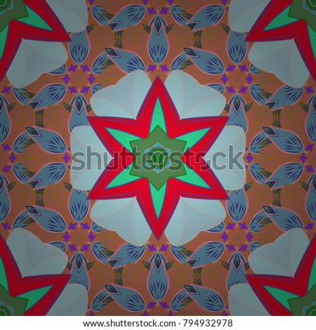 vector architectural muslim
