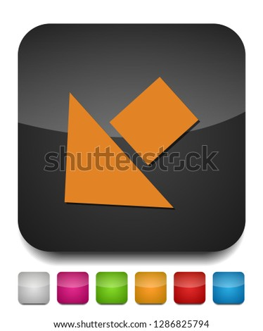 vector arrow symbol - arrow shape, arrow illustration
