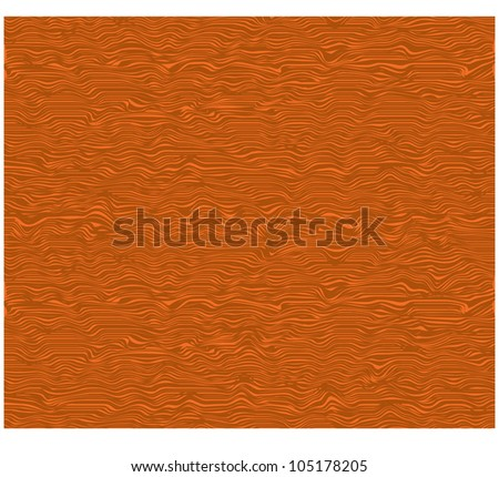 Vector art and abstract background texture as seamless wood pattern.