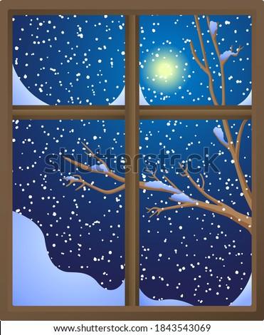vector art for christmas banner
