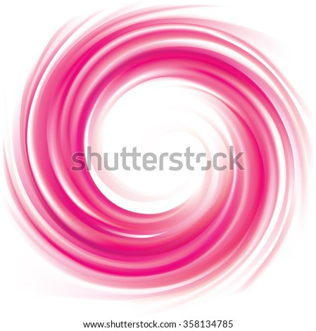 vector art glossy radial