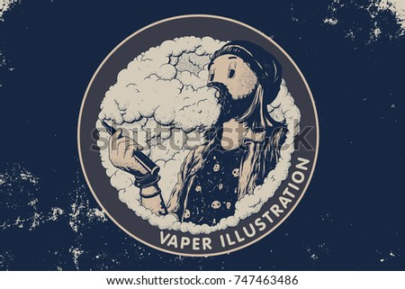 Vapers Popular Royalty-Free Vectors | Imageric com