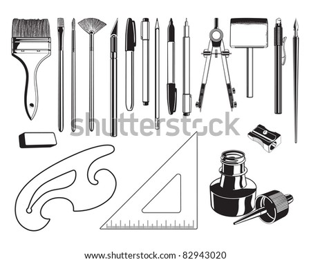 Vector Art Supplies.