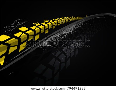 vector automotive banner