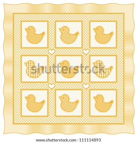 Baby Quilt Patterns With Ducks Sewing Patterns For Baby