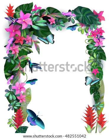 vector background arch