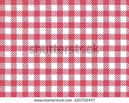 stock-vector-vector-background-checkered-vichy-pattern-trendy-pink-color