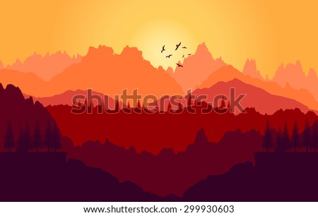 vector  background colorful