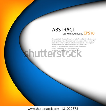 stock-vector-vector-background-dimension-d-graphic-message-board-for-text-and-message-design-line-shadow-for