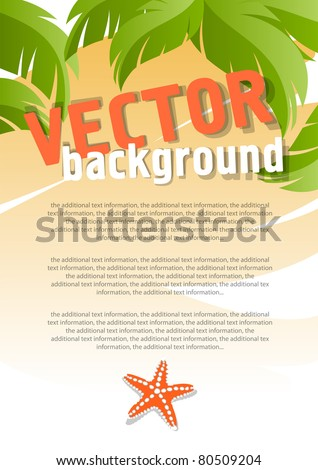 vector background for design on