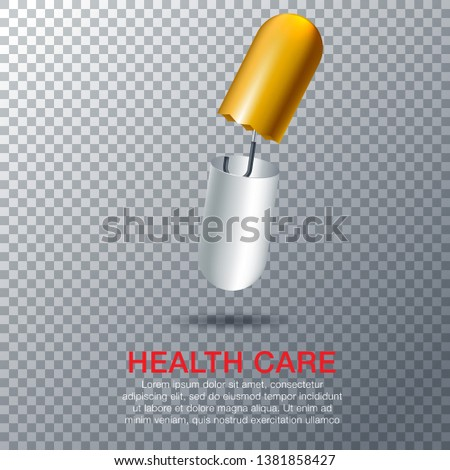 vector background health care and medical