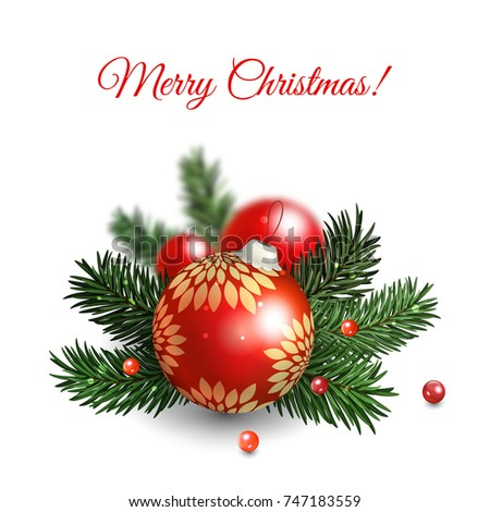 vector background in christmas