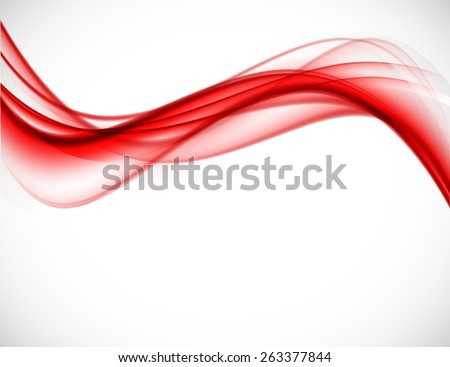 vector background in red color