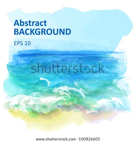 vector background of a