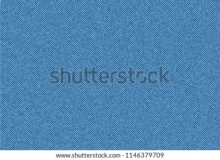 vector background of blue jeans