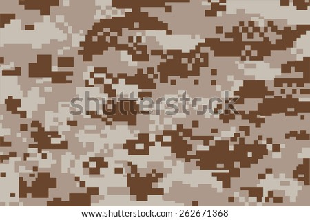 vector background of desert