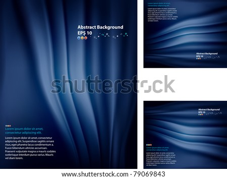 Vector Background or card for your text