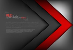 vector background overlap dimension modern line bar design for text and message website design , vector