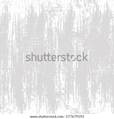 Vector background. Template, old style vintage design. Graphic illustration. Grey Grungy textured background with attrition, cracks and ambrosia