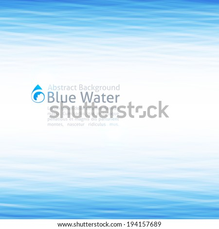 stock-vector-vector-background-with-water-surface-and-drop-icon