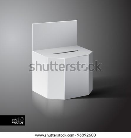 Vector ballot/lottery box
