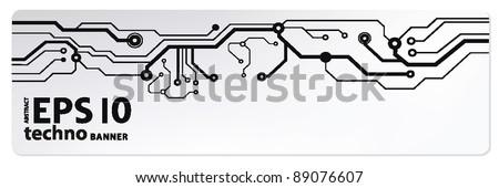 vector banner - stock vector