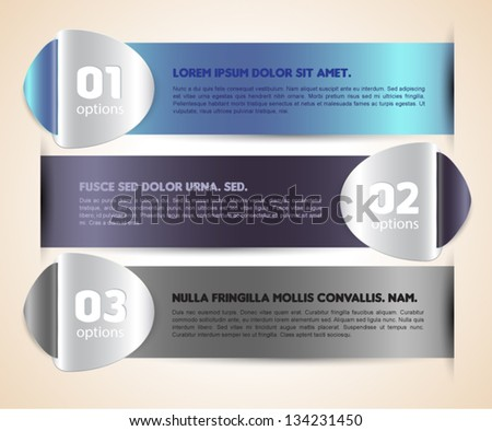Vector banner modern for business concepts with  icons / can use for info-graphic / loop business report or plan / modern template / education template / business brochure /  system diagram