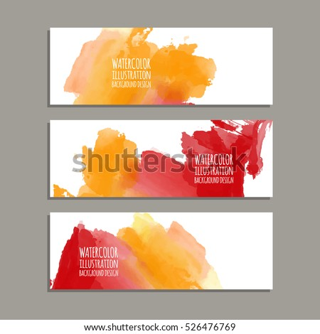 vector banner shapes collection