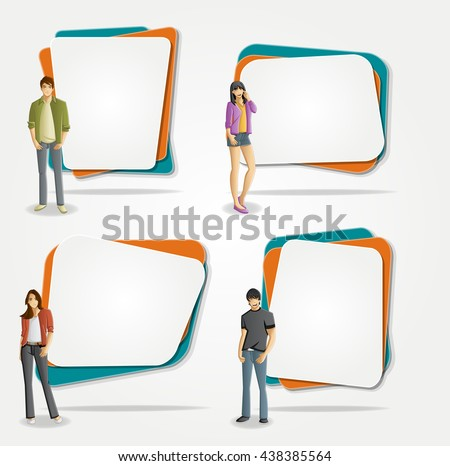 vector banners   backgrounds