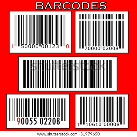 Barcode Type - Download Free Vector Art, Stock Graphics & Images