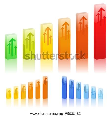 Vector Bar Graphs