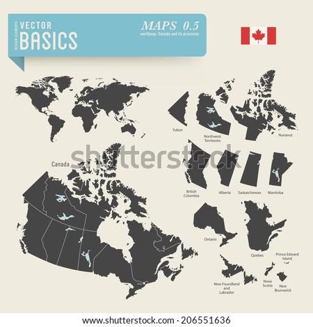 vector basics  worldmap and