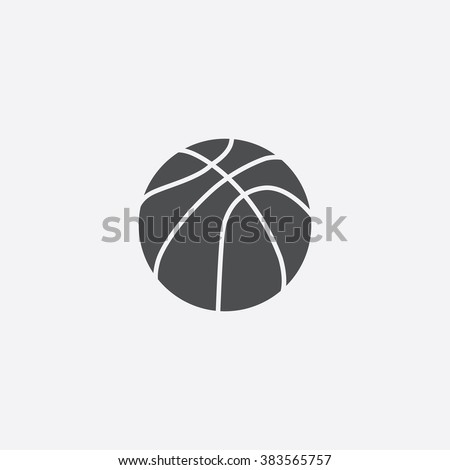 stock-vector-vector-basketball-icon