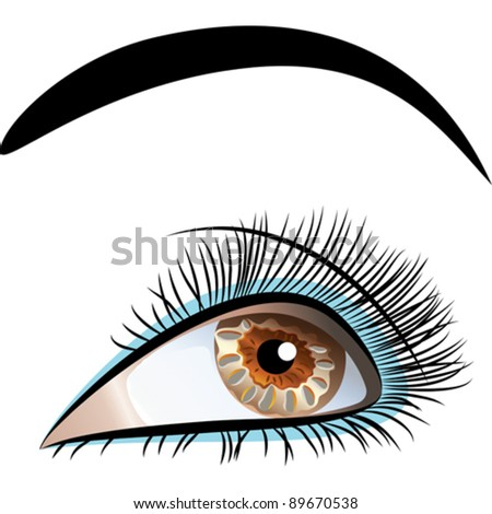 how to get thick black eyebrows