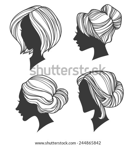 vector beauty images
