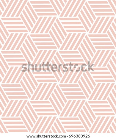 Vector beige pattern. Geometric background