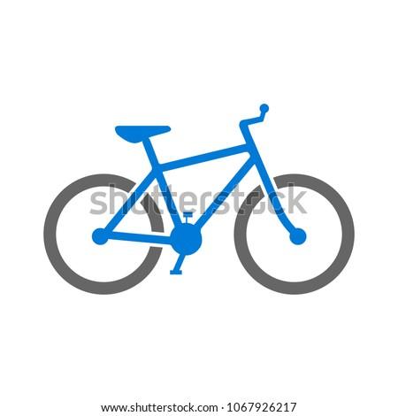 vector bicycle icon  vector...