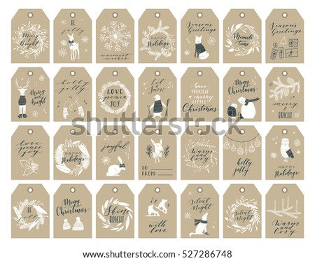 vector big collection of hand