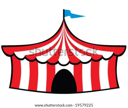vector big top circus tent  sc 1 st  Vecteezy & Big Top Circus Tent Vectors - Download Free Vector Art Stock ...