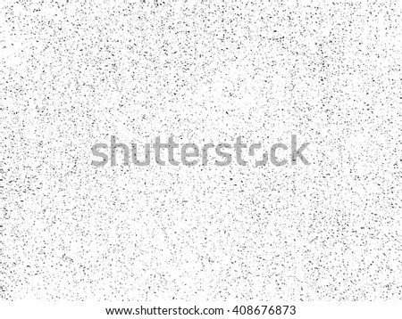Vector black and white background, grunge texture with elements of destruction and scratches .
