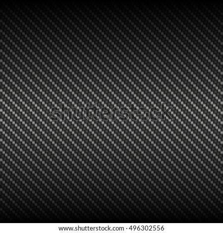 vector black carbon fiber
