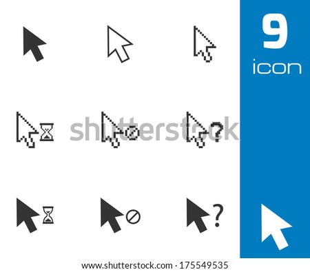 Mouse Click Icon Vectors - Download Free Vector Art, Stock Graphics