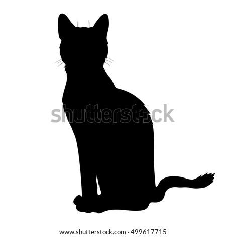 stock-vector-vector-black-sit-cat-silhouette
