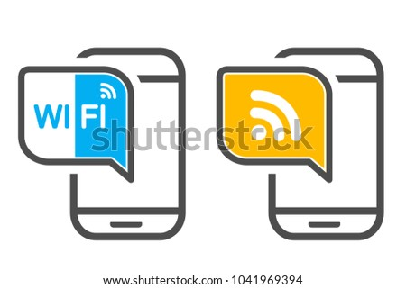 Blue Wifi Symbol Download Free Vector Art Stock Graphics Images