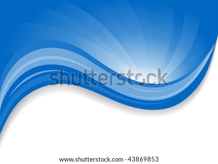 blue background vector. stock vector : Vector blue