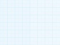 Vector blue plotting graph grid paper background