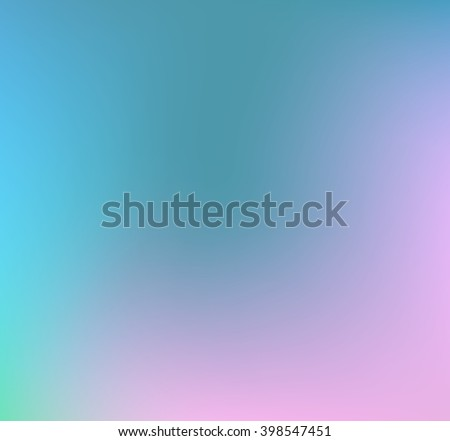 vector blurred background for