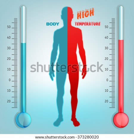 vector body temperature