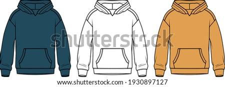 vector boy tracksuit top design. Stock photo ©